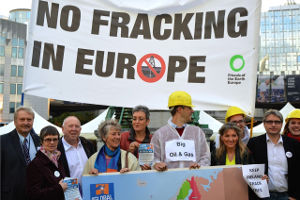 Green opposition to fracking