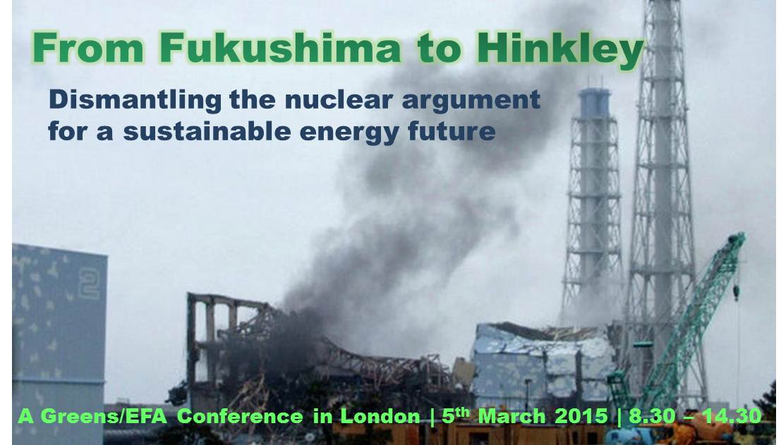 From Fukushima To Hinkley Conference Dismantling The